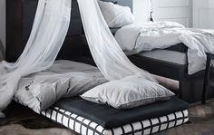 Ideen für Übernachtungsgäste: Platz für alle