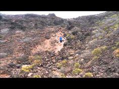 Carrera de montañas. Preparación para la transgrancaria