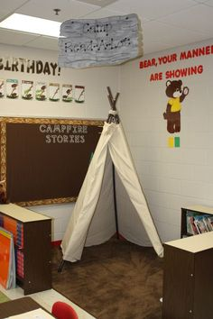 Awesome in 1st!: A Camping Themed Classroom