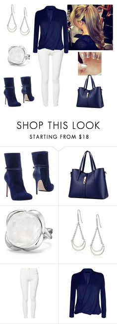 """""""Don't let the options of others consume you."""" by paoladouka on Polyvore featuring Le Silla, WithChic, David Yurman, Kenneth Cole and Mother"""