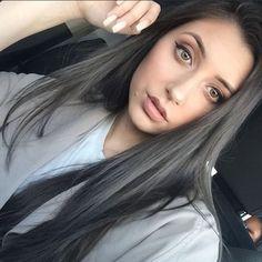 #greyhair #silverhair #silver #hair #newhair #greyhairdontcare #hairinspiration #inspiration #metalhair #metallichair #metal #whitehair