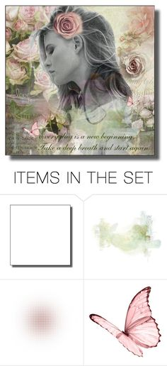"""""""...* New Beginnings *..."""" by jewelsinthecrown ❤ liked on Polyvore featuring art"""