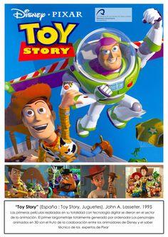 Toy story [DVD] / dirigida por John Lasseter. -- Ed. especial 10º aniversario. -- [Madrid] : Buena Vista Home Entertainment, D.L. 2005.    1 disco compacto (DVD) (88 min.) : son., col. + 1 folleto (2 p.)