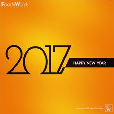 [IT/EN] FoodnWords vi augura buon anno! --- FoodnWords wishes you a very happy new year!  #foodnwordscom #nuovoanno #newyear #ristoranti #restaurants #eventi #events #gratuito #free #gestione #management #messaggi #message #applicazioni #applications #android #ios