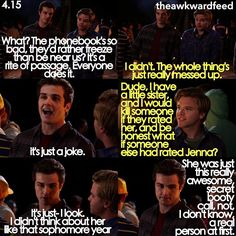 "#Awkward 4x15 ""Bonfire of the Vanites"" - Matty and Jake"