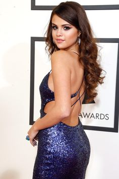 February 15: Selena attending The 58th GRAMMY Awards in Los Angeles, California [HQs]