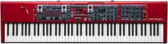 Nord Stage 3 88 88-Key Digital Stage Piano with Fully Weighted Hammer Action Keybed by American Music and Sound jsmartmusic88.com