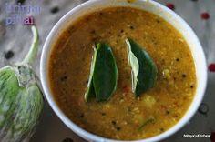 Nithya's kitchen: BRINJAL PITLAI