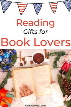 Reading Gifts for Book Lovers to enjoy. Find all of these book lovers gifts on amazon. Family Christmas, Christmas Photos, Christmas Crafts, Christmas Decorations, Party Ideas, Gift Ideas, Book Lovers Gifts, I Love Reading, Romantic Gifts