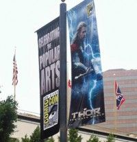 Comic-Con: Marvel Bringing 'Thor 2,' 'Captain America 2′; Sony To Present 'Amazing Spider-Man 2,' 'RoboCop,' 'Cloudy With A Chance Of Meatballs 2′