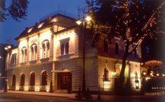 Gundel Restaurant, Budapest, Hungary