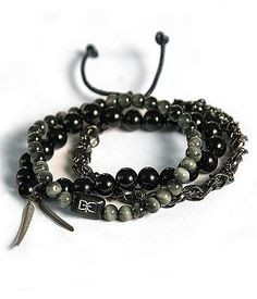 Mens Bracelets Now Available on BeadingwithaMeaningcom Mens