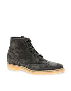 Hugo Boss Brogue boots