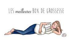 Les meilleures box de grossesse. Vous êtes enceinte ? Découvrez nos box préférées qui vont vous chouchouter pendant la grossesse et à la naissance de bébé !