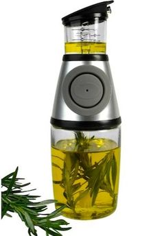 Read about the cooking tools we want to use for Thanksgiving - including this one that allows you to make your own herb-seasoned olive oil!
