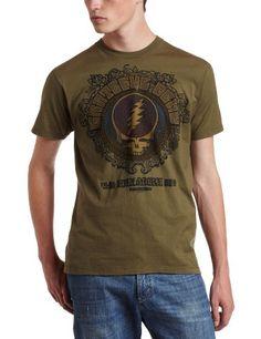 Liquid Blue Men's Grateful Dead Fillmore Tee, « Shirt Add