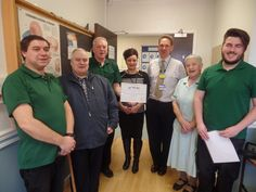 The December 2015 winners of the PRIDE Award are:  Stephen Lee, Clifford Varty, Spencer Fear, Joaquim Rodrigues and Claire Farrell Housekeeping Team, Stroke Unit for creating a positive atmosphere on the ward by always being friendly towards both staff and patients, and for showing initiative, stepping in to help other ward staff where needed to ensure the best patient care.