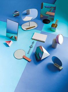 Jessica Hanson for Inside Out | HAY Mirror Mirror in Copper