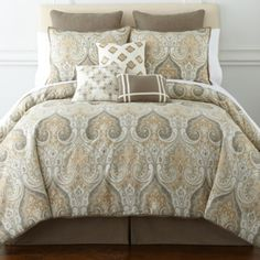 Milano Comforter Set & Accessories - JCPenney