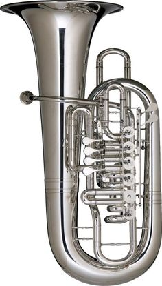 What a gorgeous 6-key tuba!