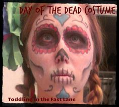 Toddling in the Fast Lane: Easy, Fast, Cheap Halloween Costume