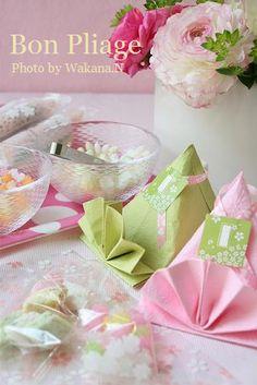 Gift Wrapped by Wakana Nakao,Bon Pliage. http://bon-pliage.com/