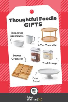 Discover new thoughtful foodie gifts from Better Homes & Gardens at Walmart! #holiday #christmas #giftidea #giftsunder25 #giftsforher #giftsforhim #giftguide #giftgiving #gifts #presents #christmaspresents #christmasgiftideas #christmasgift #homegift #foodiegift #hostessgiftidea