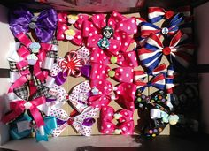 Hair Accessories! Going to start selling these soon