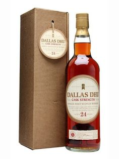 Dallas Dhu 1982 / 24 Year Old / Historic Scotland : Buy Online - The Whisky Exchange - A 1982 vintage whisky from Dallas Dhu, specially bottled at for Historic Scotland at the age of 24 years. #whiskydrinks