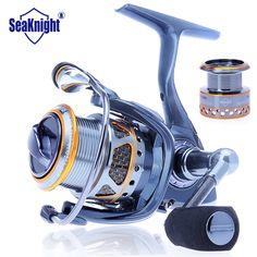 SeaKnight Quality CM2000-4000 Metal Spinning Fishing Reel Carp Fishing Wheel