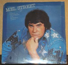 Mel Street Self Titled Sealed Country Vinyl Record by RASVINYL