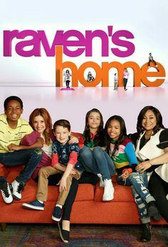 Raven's Home Series Da Disney, Serie Disney, Raven Symone, Disney Channel Movies, Disney Channel Shows, Anneliese Van Der Pol, Disney Love, Disney Magic, Disney Xd