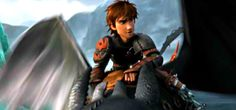 """""""What happened here?"""" HTTYD2 Hiccup just looks AWE-SOME!!! XD"""