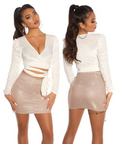 Ing, Empty, Tights, Mini Skirts, Crop Tops, Closet, Outfits, Fashion, Chic Dress