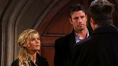 Sami and EJ stand together against Officer Idiot! #EJami #Days of our Lives Wednesday - 01/23/13