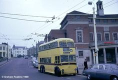 Bournemouth, Busses, Coaches, Hampshire, Old Houses, Trains, Transportation, Tourism, Tube