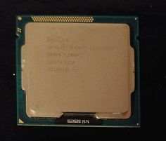 computer parts: Intel Xeon E3-1270 V2 Cpu 3.5Ghz 8Mb Cache Quad Core Processor Socket 1155 -> BUY IT NOW ONLY: $154.99 on eBay!