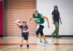 Enjoy a day with the kids with the Seattle Storm during their annual Kids Day event on July 15 at the Key Arena in lower Queen Anne.