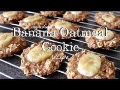 Banana Oatmeal Cookie Recipe! ♥