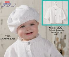 It's all about style!:) Style for your little ones with Snappy Ball yarn by Adriafil, 100% Egyptian cotton!  http://www.adriafil.com/uk/scheda-filato.html?id_cat=10&id_gr=2&id_filato=SN in Dritto & Rovescio Junior Trends vol. 2... ask your trusted dealer for your own copy!