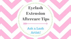 Eyelash Extensions: the perfect way to make your morning routine faster. Your extensions should be lasting about 3 weeks, with 40% of them still attached when