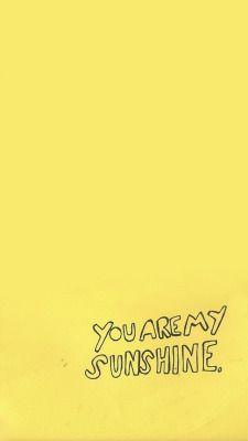 Wallpaper Winter Tumblr Yellow Aesthetic Pastel Words Mom Art
