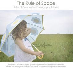 Photography Composition Tutorial {The Rule of Space} - I Heart Faces