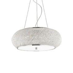 PASHA' SP10 - Ideal Lux Chandelier, Ceiling Lights, Lighting, Home Decor, Candelabra, Decoration Home, Room Decor, Chandeliers, Lights
