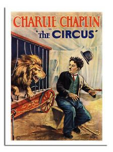 The Circus is a 1928 silent film written and directed by Charlie Chaplin with Joseph Plunkett as an uncredited writer. The film stars Chaplin, Al Ernest Garcia, Merna Kennedy, Harry Crocker, George Davis and Henry Bergman. Old Movie Posters, Classic Movie Posters, Classic Films, Film Posters, Cinema Posters, Old Movies, Vintage Movies, Great Movies, Movies Free