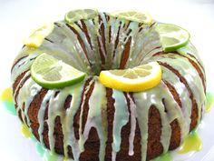 7-up Cake…A Dreamy Vintage Cake Made Skinny with Weight Watchers Points | Skinny Kitchen