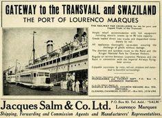 MOÇAMBIQUE: Moçambique: Anúncios antigos de Lourenço Marques Maputo, Colonial, Internet, History, Old Ads, Loom Animals, Photos, Historia, History Books