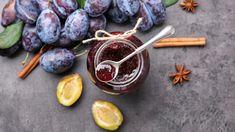 VIDEOrecept: Slivkový lekvár bez cukru, veľmi jednoduchý Grapefruit, Bourbon, Sprouts, Hamburger, Blueberry, Frozen, Canning, Vegetables, Food