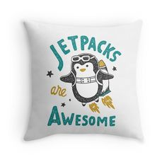 Jetpacks are Awesome