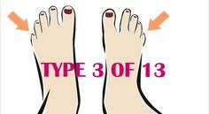Discover What Your Feet Say About You